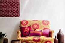 Living Room Decor - Vintage / home decor ideas