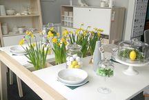 Inspiracje Wielkanocne / Poprosiliśmy nasze salony o zdjęcia dekoracji wielkanocnych. Oto efekty.