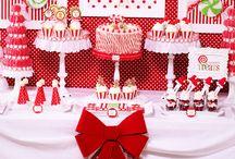 Christmas Buffet Candies