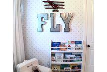 Toddler bedroom