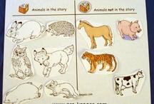 животные, звери, насекомые