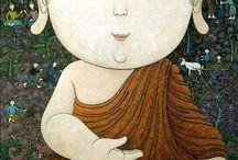 Arte buddista