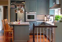 kitchen / by Amy Cavallin