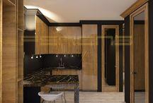 FERENS DESIGN / WARSZAWA / 28 mkw / architekt FERENS design joanna ferens - hofman warszawa wizualizacje