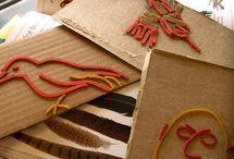 Forming for 1-3 klasse / 3-dimensjonale delen av kunst og handtverksfaget.