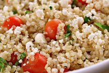 Salad Recipes / by Jill Nesnadny