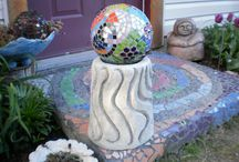 Stained glass & Mosaics / My love and my passion! / by Michelle Schieffer