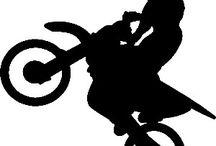 Mesas de chuches de moto cross