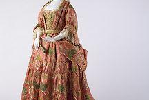 Moda brasileira 1601 a 1700 - 1701 a 1800 / Trajes de acordo com as épocas