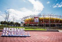 Brasil: Centro de Tenis Juegos Olímpicos Rio 2016