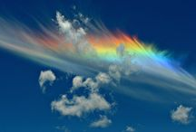 Fire Rainbows, Cloud Iridescence, And Other Rainbow Phenomena