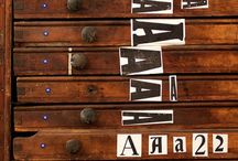 Alphabetical / Letters-everything from everywhere