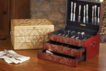 Home & Kitchen - Flatware Organizers