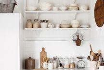 - - kitchen