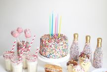 sprinkles + confetti party / by Natasha Novikova
