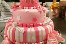 Children and Christening cakes