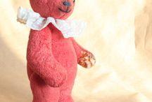 Svetlanas bears / Teddy bears by Svetlana Kuznetsova