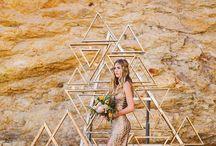 Bruiloft - hout