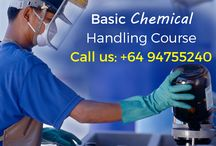 ‎Chemical Handling ‪Course / Chemical Handling training courses which aim to equip participants with the knowledge and skills they need to handle chemicals within their area of the workplace.