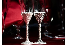 Accents and Accessories:  toasting flutes - Neu Events