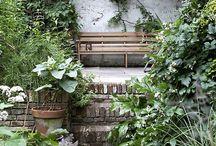 Diy haven / Ideer til hyggekroge i haven