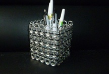Pencil holder af clips