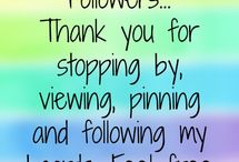 I just had to post it/Thank you my followers! / I just had to post it