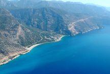 Turcja Plaże