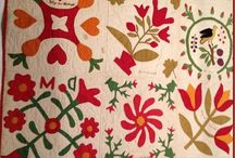Quilts 1850 / by Maria Elkins