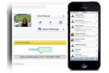 CrowdComms Social media