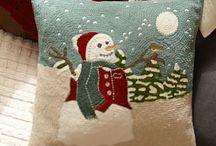 Navidad Bordados