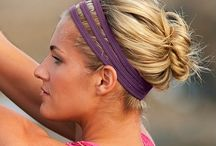 Yoga Hair Styles
