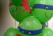 Ninja Turtles Party Ideas / Are you having a Ninja Turtles Party?
