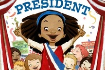 Reading Connections - Presidential Elections / Recommended children's books that feature elections in the United States with a few lesson plans and fun stuff.