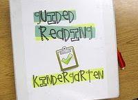 Kindergarten Literacy / by Sara Westbrook