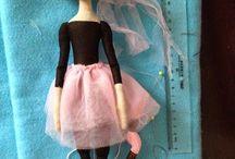 boneca balarina