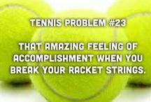 Tennis, swimming...