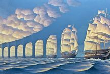 Illustration / Robert Gonsalves