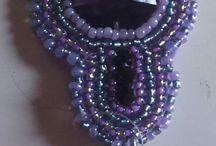 My handicraft. Grażyna Glegolska. / Handmade beads jewelry. Grażyna Glegolska.
