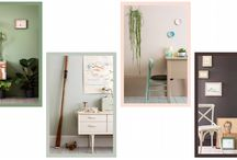 Four Color Thoughts / http://www.mstoneandtile.com/design-trends/four-color-thoughts/