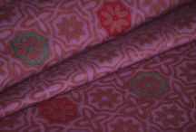 Batik / Hand Printed Batik Fabrics from Maud's Fabric Finds