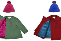 Coats by The Great British Baby Company / Children's coats that are made in Britain, using British cloth