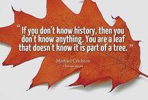 История, высказывания