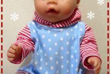 Näh Ideen Puppenkleidung