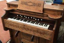Estey Harmonium Pump Reed Organ FOR SALE