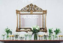 Flowers for the Mantle / by Dandie Andie Floral Designs