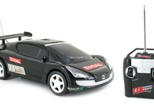 RC Cars / Radio control cars are the perfect gift for guys of any age. They are a timeless classic. Here at HobbyTron we love our RC Cars and we show it by the large number of electric and nitro options that we carry on our site. The best brands on the market can be found on our site such as Traxxas, HPI, Redcat Racing, Thunder Tiger, West Coast Customs and many more. You can see the entire selection here: http://www.hobbytron.com/RCCars.html.