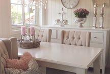 Interior inspiration: Dining room
