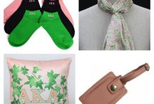 New Member Gifts / We have great gifts to fit any size budget. These items are perfect gifts to welcome in new members or for your favorite AKA!
