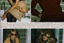 Inspiration Board: Seventies & Glam / by La Vilaine Lulu